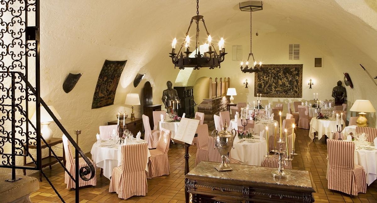 Dîner concert au château d'Isenbourg - Alsace