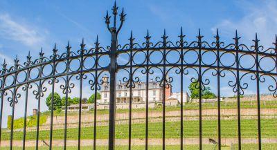 château hôtel Alsace
