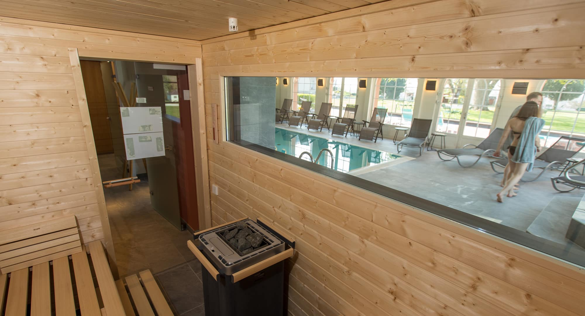 sauna Isenbourg