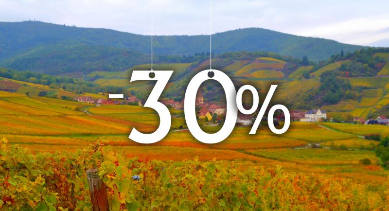 Special offer in Alsace