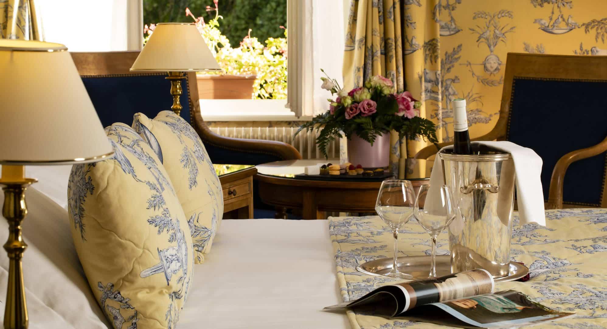 chambre romantique Alsace