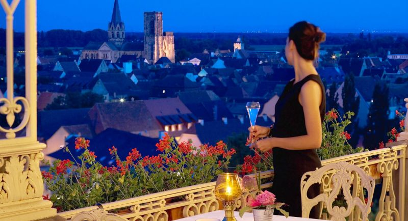 romantic stay Alsace