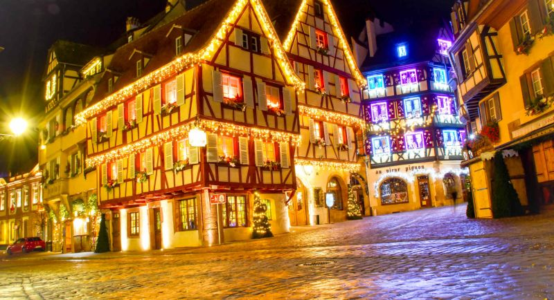 Christmas markets hotel Alsace