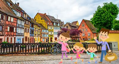Family Holidays in Alsace