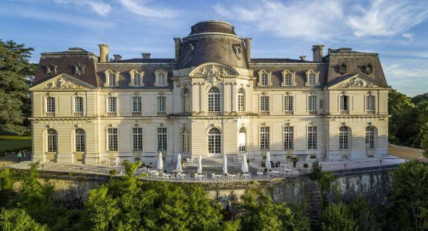 Château d'Artigny & Spa en Touraine