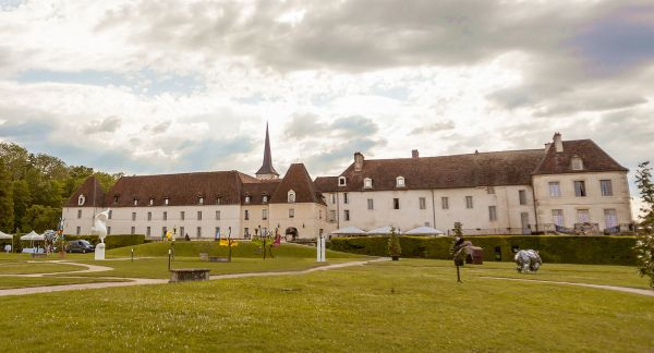 Château de Gilly en Bourgogne