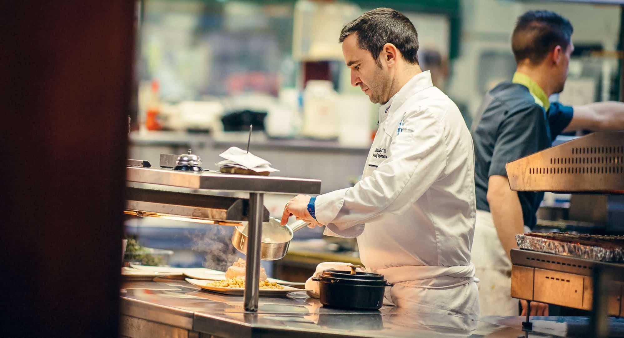emploi cuisinier