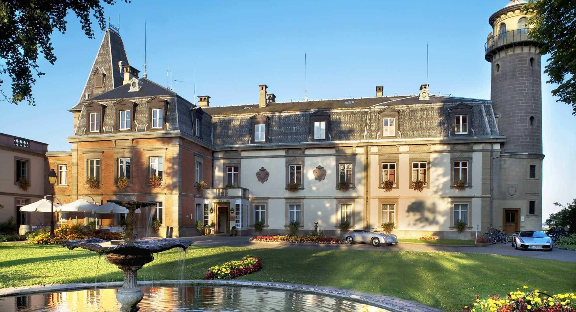 Château d'Isenbourg & Spa à Rouffach